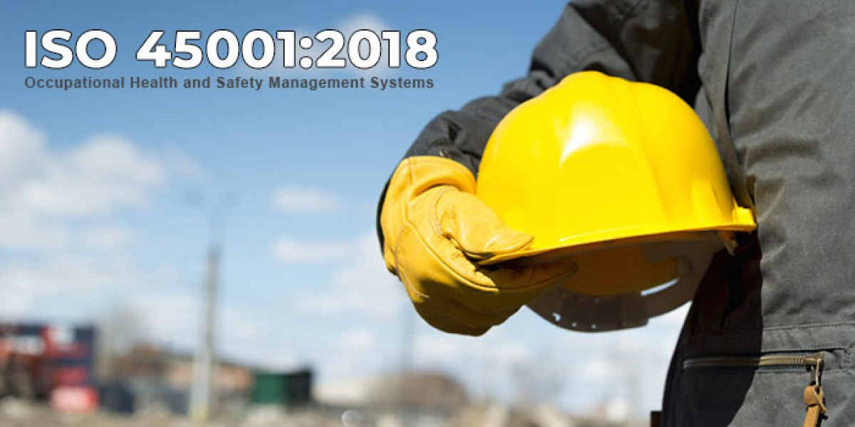 (ISO 45001:2018) Health and Safety Management System